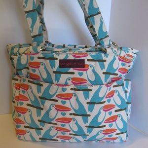 Bungalow 360 Pelican Print Shoulder Bag